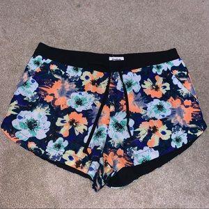 Love Riche Floral Shorts